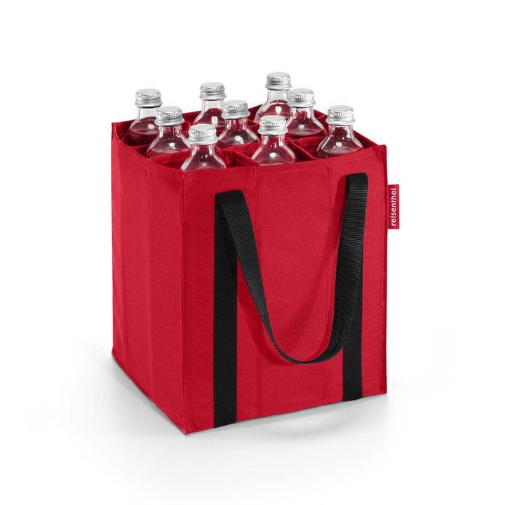 reisenthel - bottlebag in rot