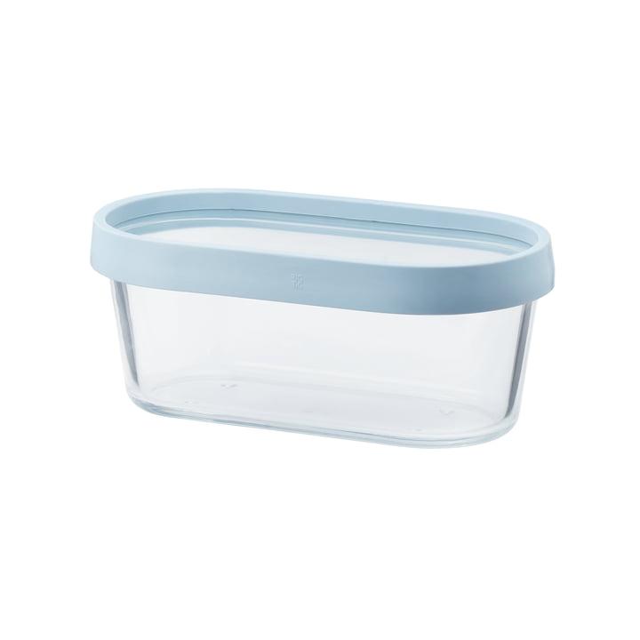 Rig-Tig by Stelton - Cook & Freeze Auflaufform / Gefrierbox medium, blau