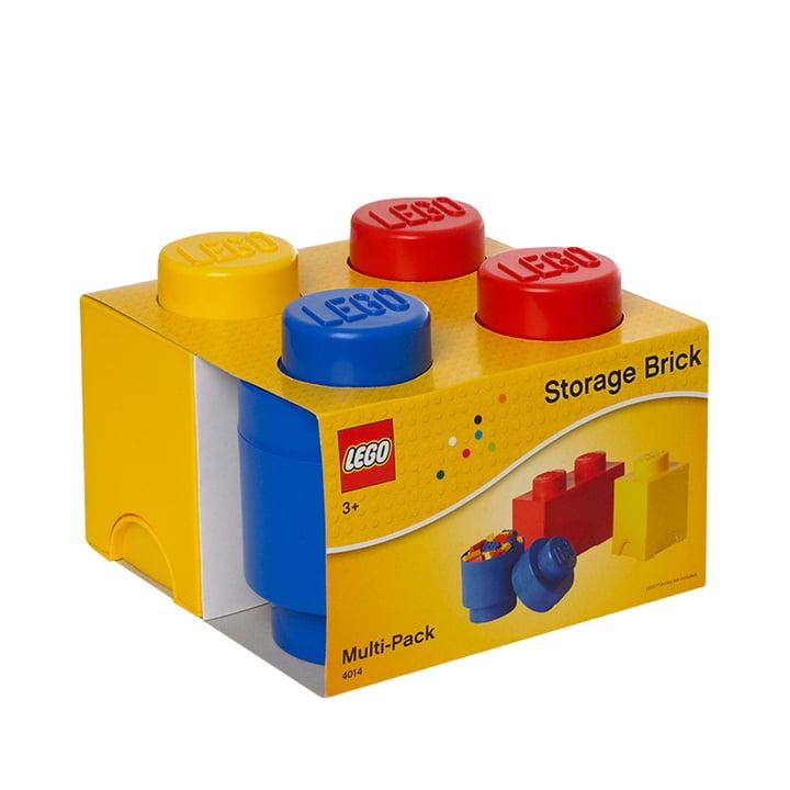 Lego - Storage Brick Multipack 3er-Set