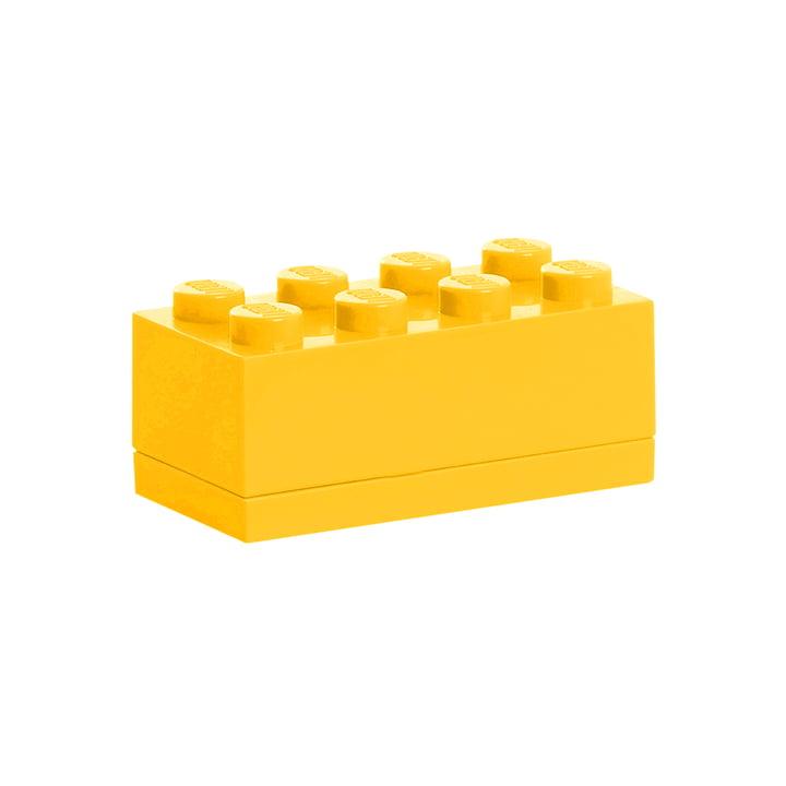 Lego - Mini-Box 8, gelb