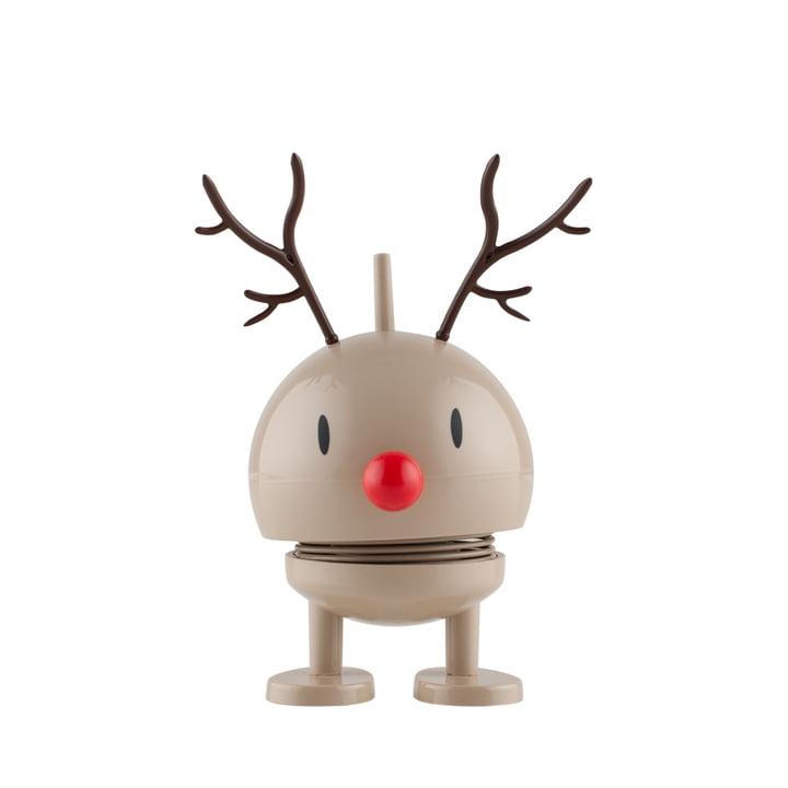 Hoptimist - Rentier Baby Bumble Rudolf, klein