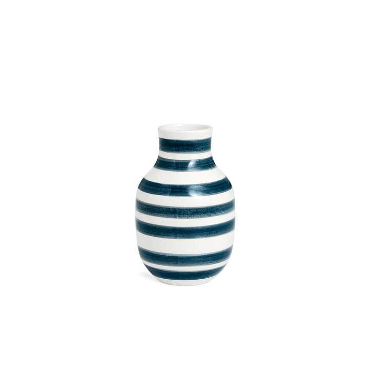 Omaggio Vase H 125 von Kähler Design in Granitgrau