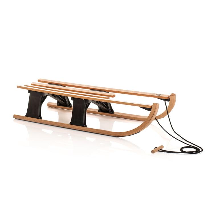Sirch - Klappbarer Davoser Rodelschlitten Lillehammer Buche 110 cm