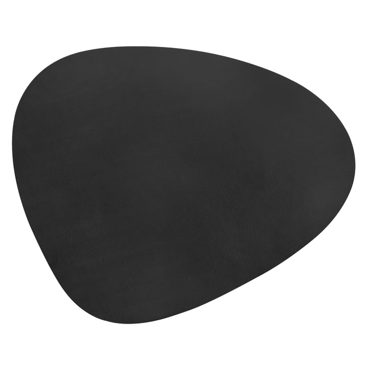 LindDNA - Floormat Curve XXXXL, Bull schwarz