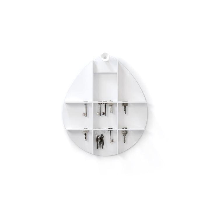 Rizz - Schlüsselschrank The Cabinet in Weiß
