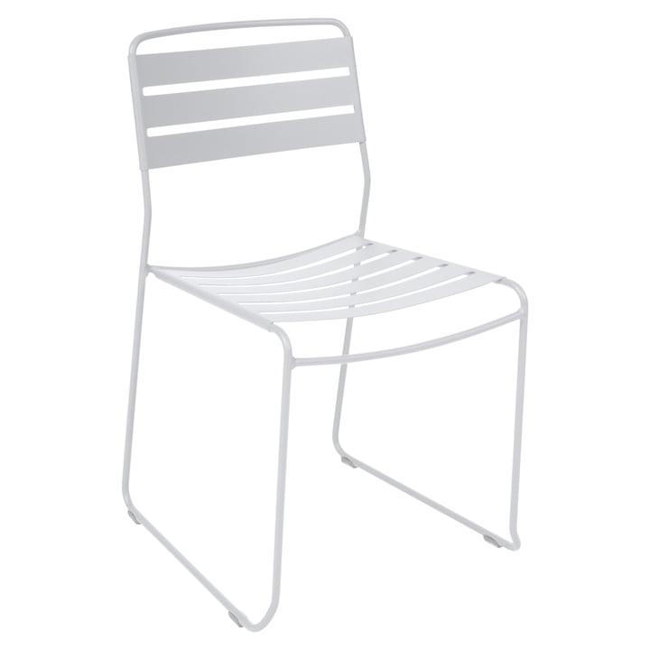 Surprising Stuhl von Fermob in Baumwollweiß