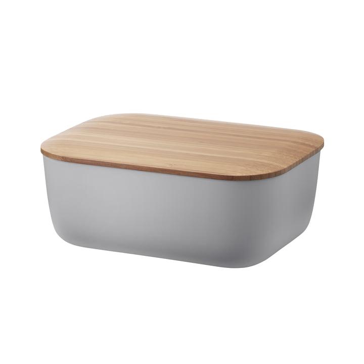 Box-It Butterdose von Rig-Tig by Stelton in Grau