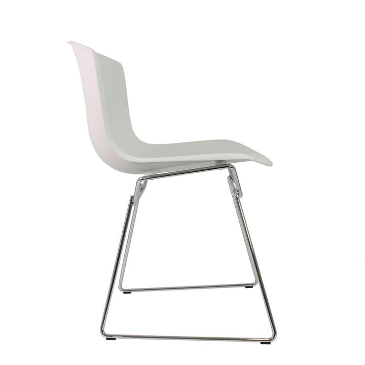 Bertoia kunststoff stuhl von knoll connox - Bertoia stuhl ...