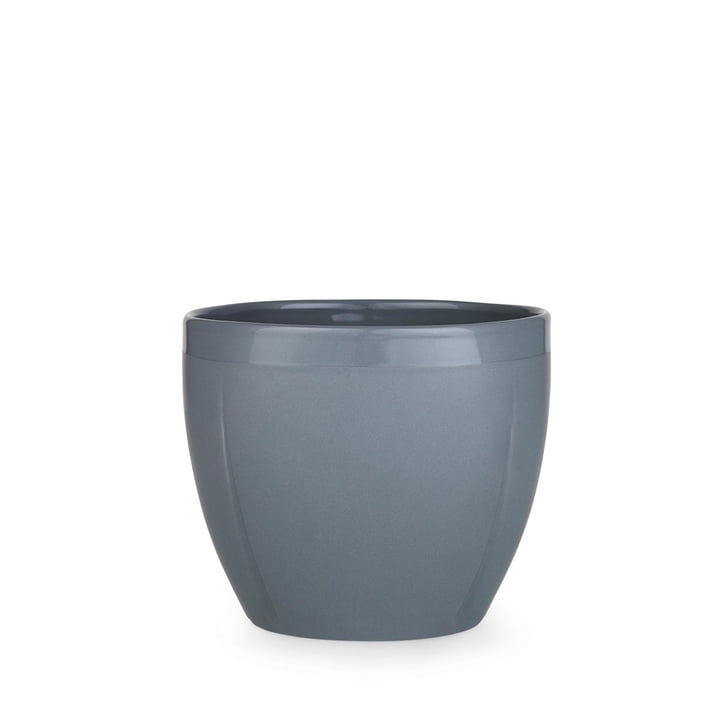 Rosendahl - Grand Cru Übertopf grau 14 cm