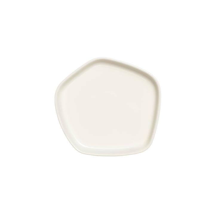 Iittala X Issey Miyake - Teller 11x11 cm, weiß
