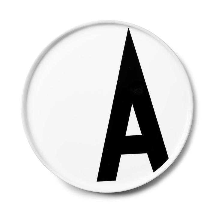 Design Letters - AJ Porzellan Teller A