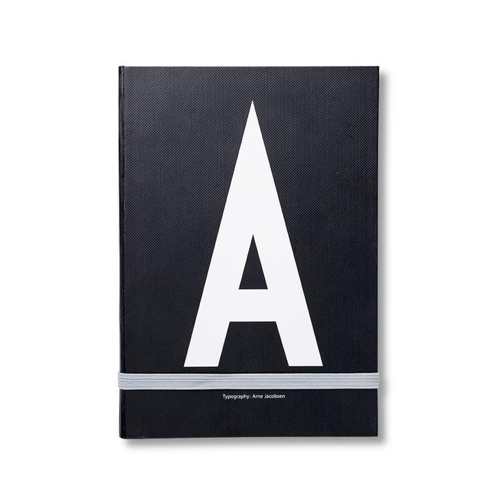 Design Letters - Personal Notizbuch von A-Z, A