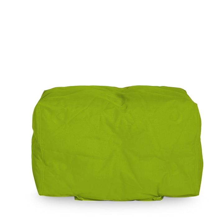 Couch I Hocker von Sitting Bull in Grün