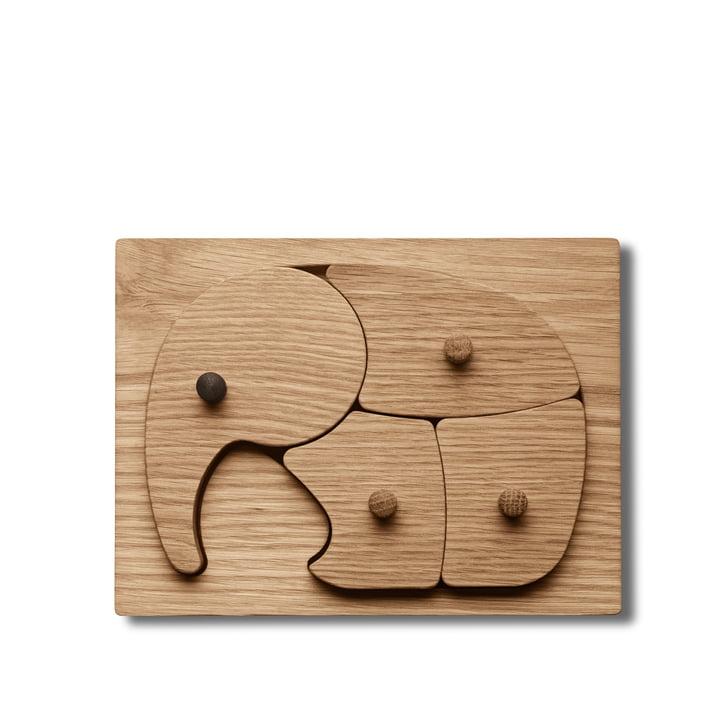 Elefantenpuzzle von Georg Jensen