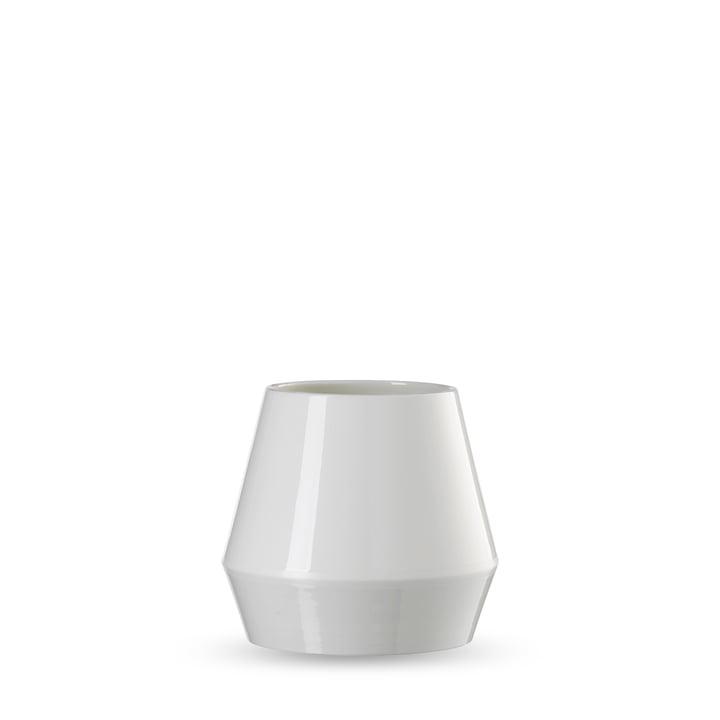 by Lassen - Rimm Vase klein, weiß
