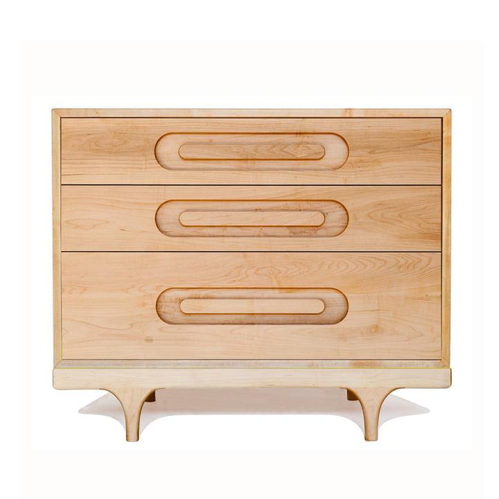 Kommode Caravan Dresser von Kalon aus Ahorn