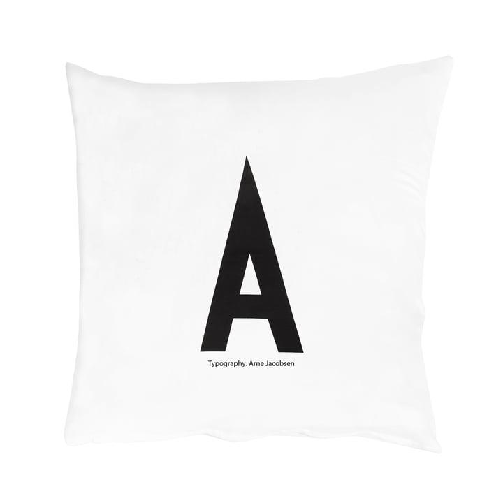 Kissenbezug von A-Z von Design Letters