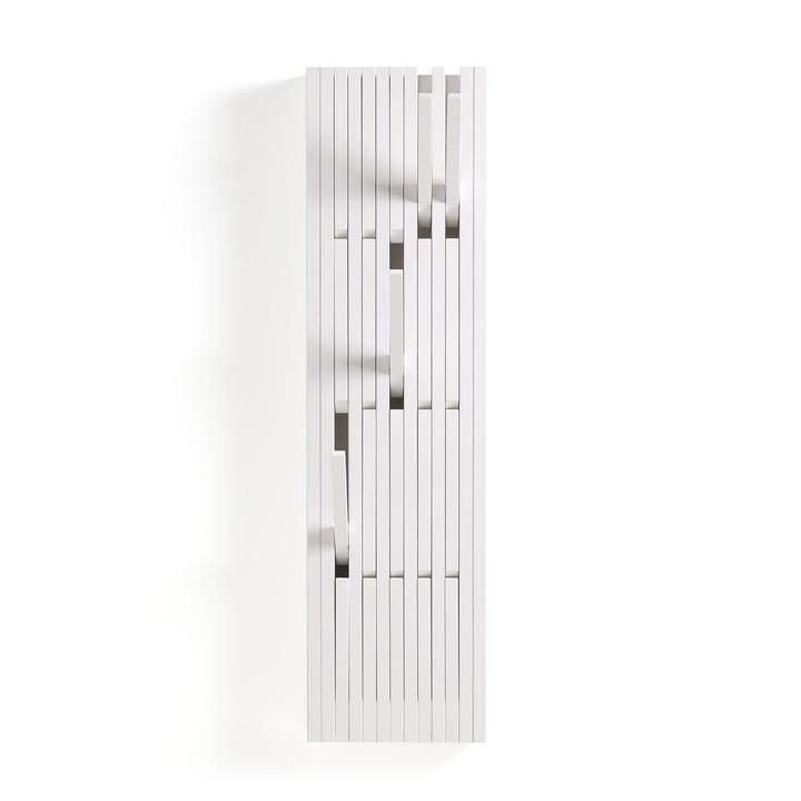 Der Piano Hanger Buche weiß lackiert (RAL 9010) in small von Peruse