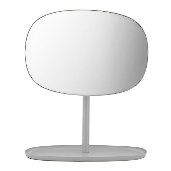 Flip Spiegel von Normann Copenhagen in Grau