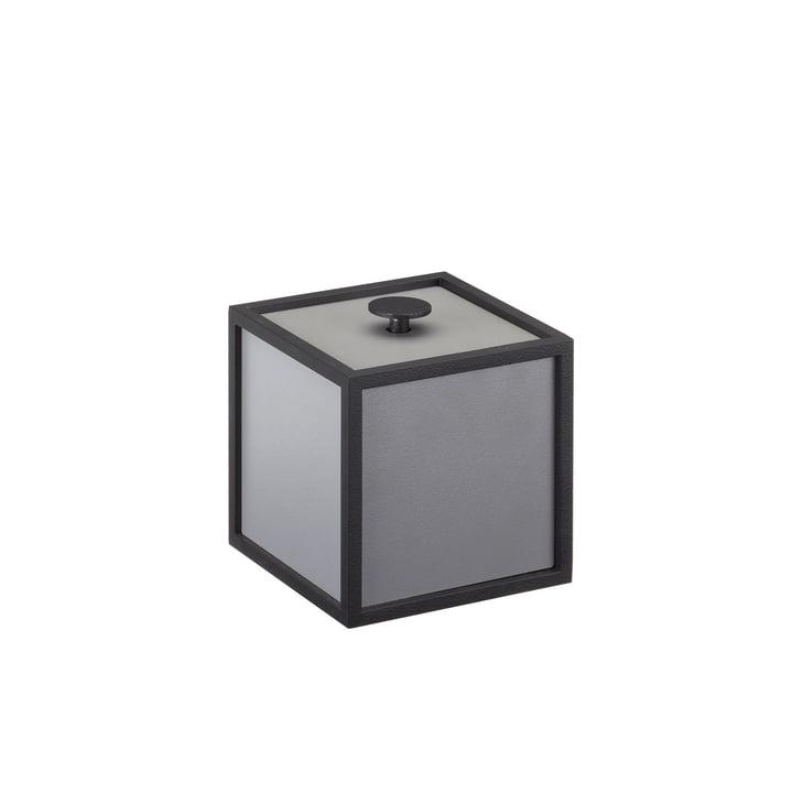 Frame Box 10 von by Lassen in Dunkelgrau