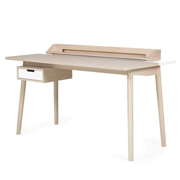 Honoré Schreibtisch von Hartô in Weiß (RAL 9016)