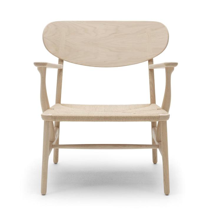 Der CH22 Stuhl von Carl Hansen, Eiche geseift