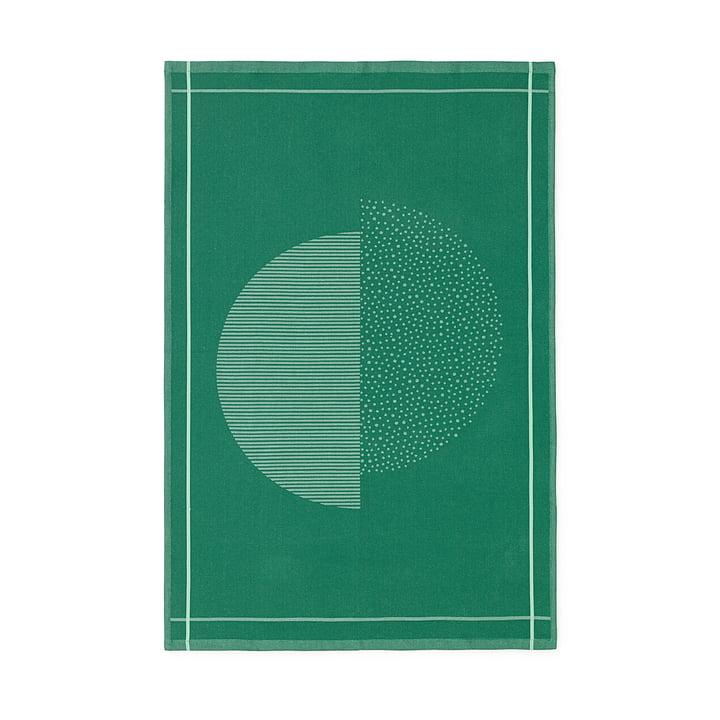 Normann Copenhagen - Illusion Geschirrtuch, grün