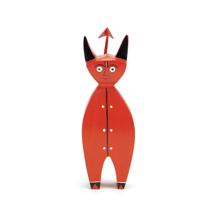 Der Wooden Dolls Little Devil von Vitra