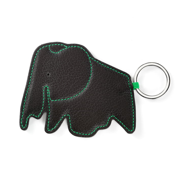 Key Ring Elephant von Vitra in Chocolate