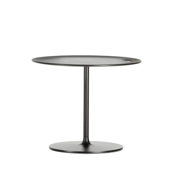 Occasional Low Table 35 von Vitra aus Aluminium und Metall in Chocolat
