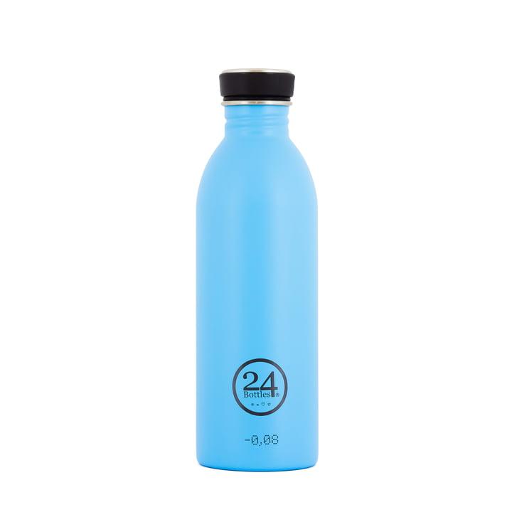 24Bottles - Be urban Be green Edition 0,5 L, lagoon blue