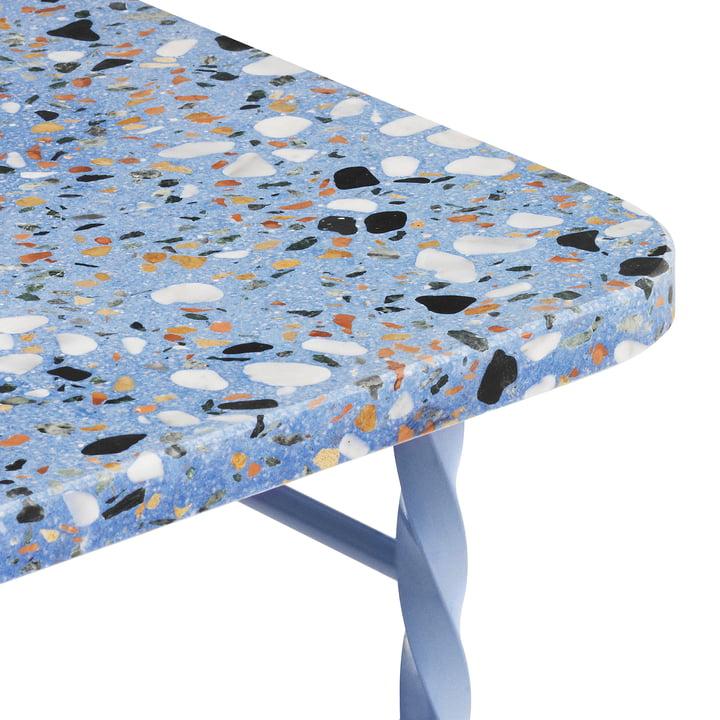 Terra Table von Normann Copenhagen in Blau
