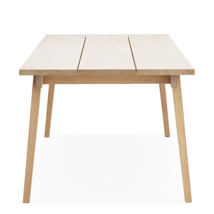 Slice Table Wood von Normann Copenhagen in Eiche