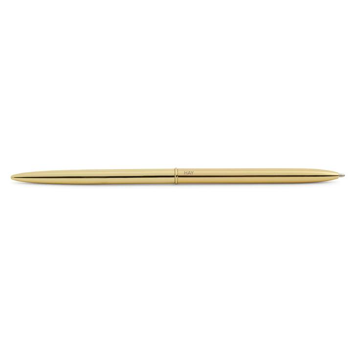 Hay - Bullet Kugelschreiber, gold