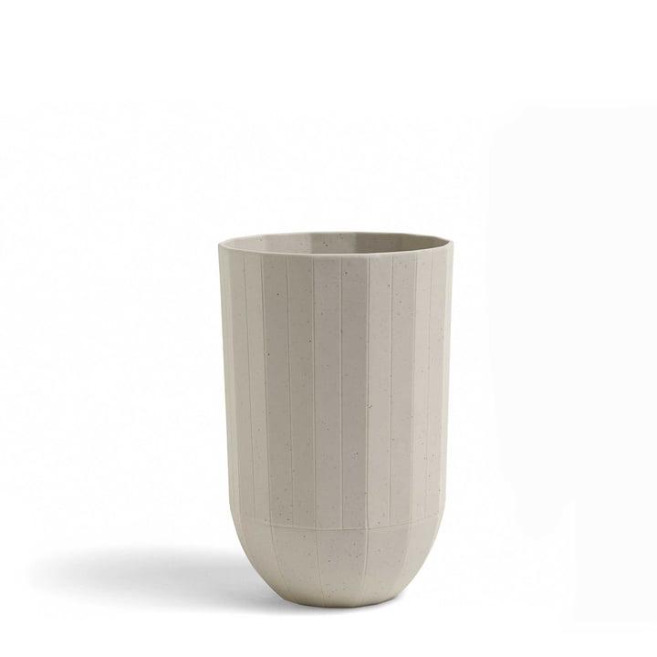 Die Hay - Paper Porcelain Vase in M