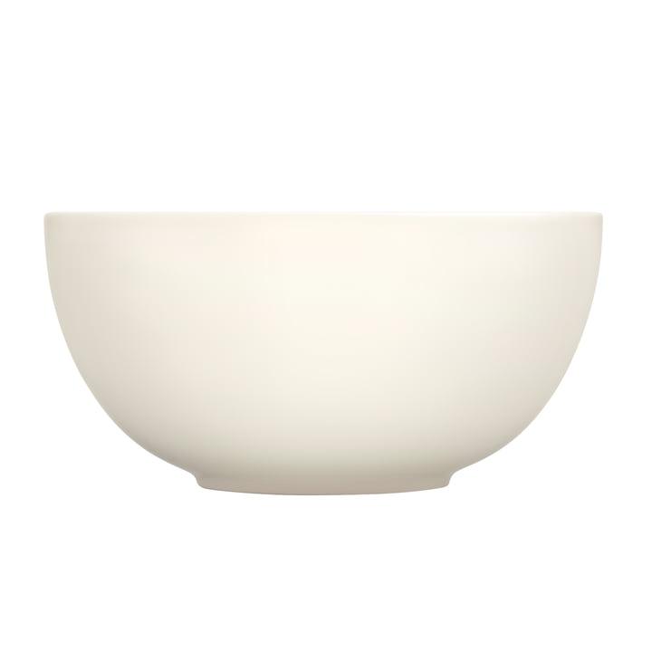 Die Iittala - Teema Schale 3,4L / 23 cm in weiß