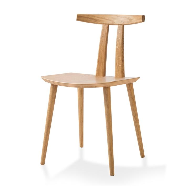 J111 Stuhl von bruunmunch in Eiche geölt