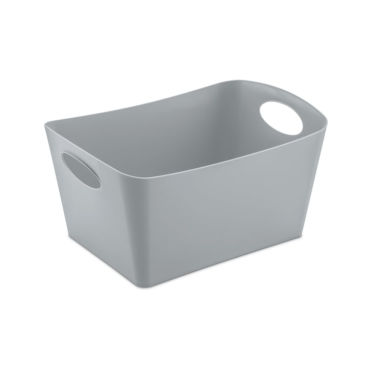 Boxxx M Aufbewahrungsbox von Koziol in Grau