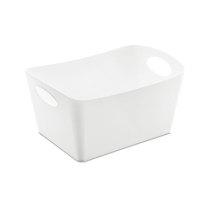 Boxxx M Aufbewahrungsbox von Koziol in Weiß
