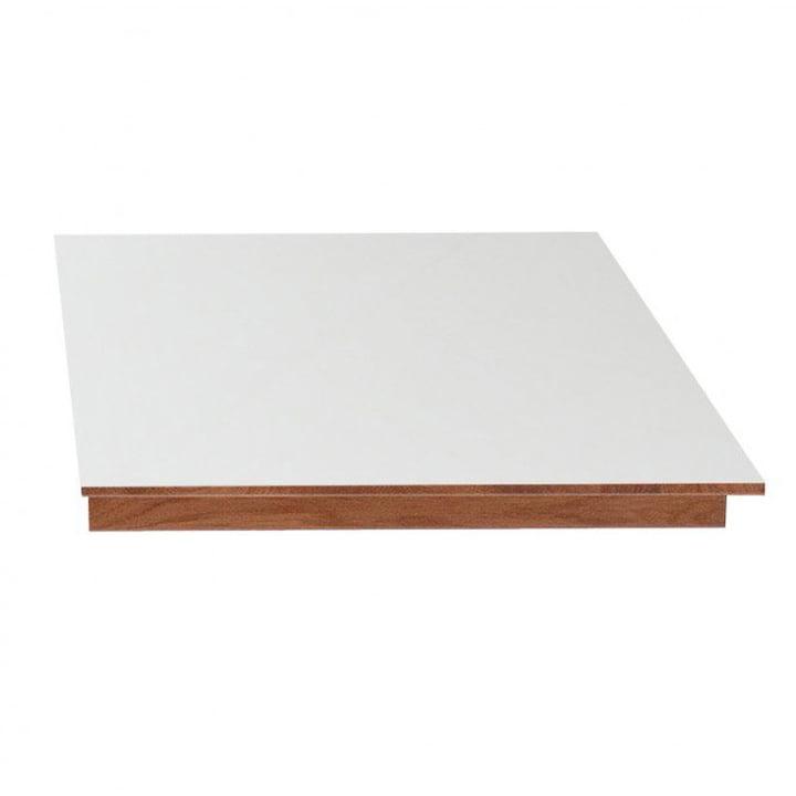 Einlegeplatte für Playdinner von bruunmunch in Eiche / weiß
