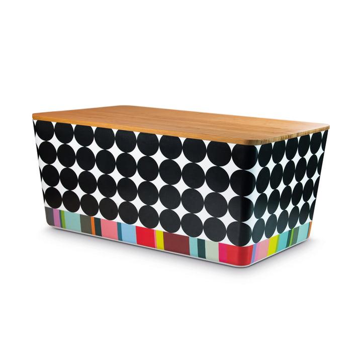 Brotbox Scoop mit Bambusdeckel von Remember