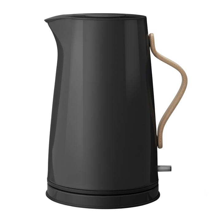 Emma Wasserkocher für 1,2 Liter in Schwarz von Stelton