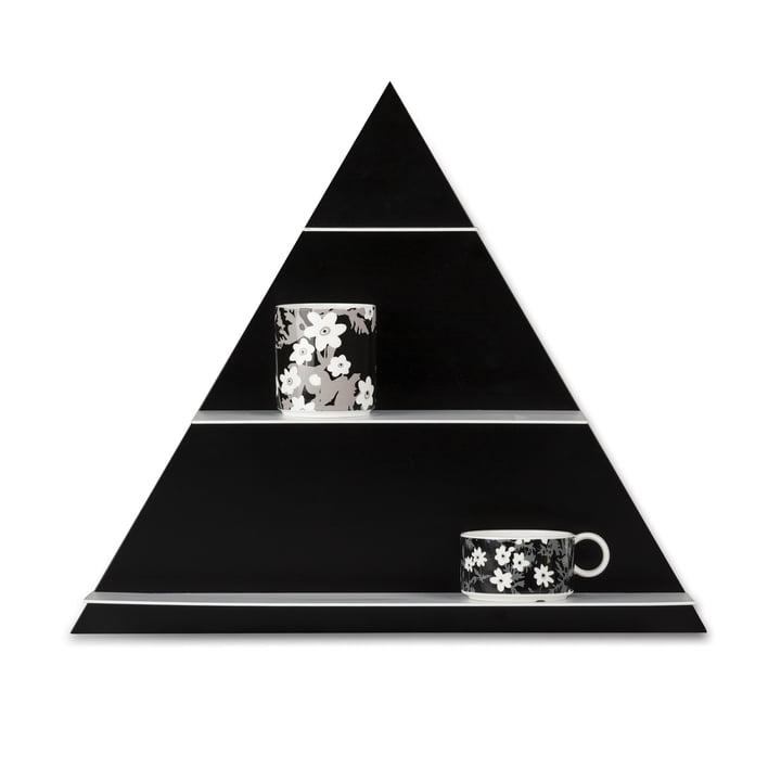 Design Letters - Paper Regal Triangle, black