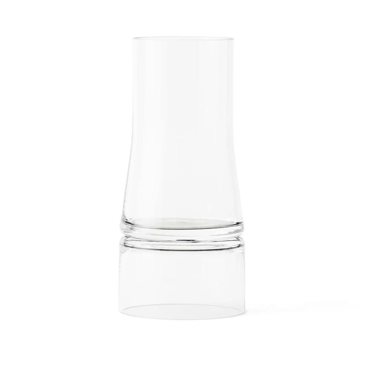 Joe Colombo Vase 2-in-1 von Lyngby Porcelæn in Transparent