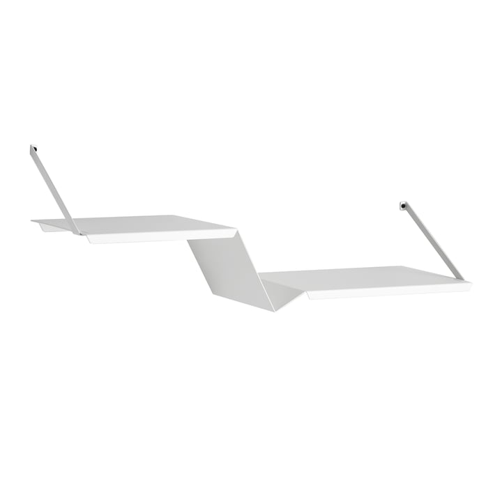 Fold Shelf von Woud in Weiß
