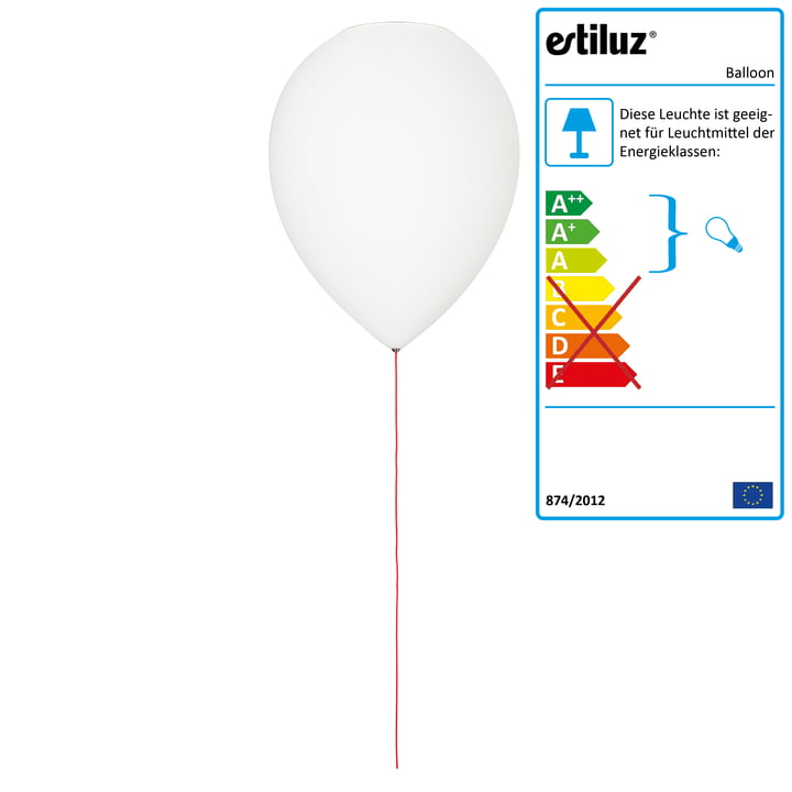 Balloon Deckenleuchte von Estiluz