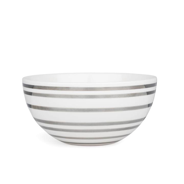 Kähler Design - Omaggio Schale, Ø 15cm silber