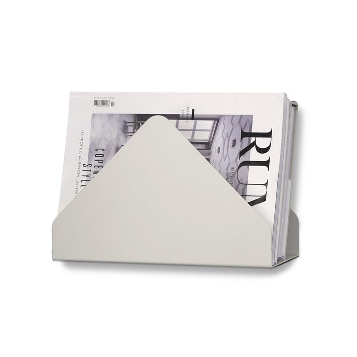 Kuvert Shelf als Magazinhalter
