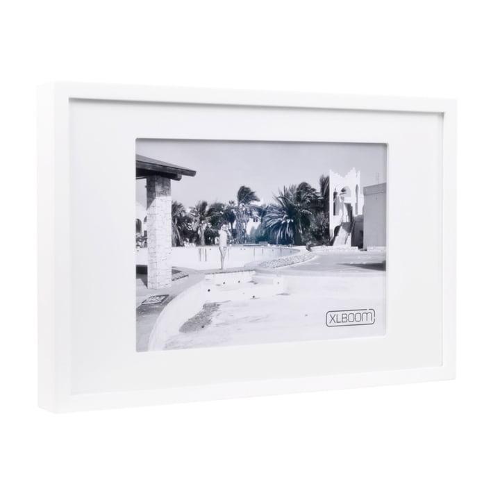 Berlin Frame in DIN A4 von XLBoom in Weiß