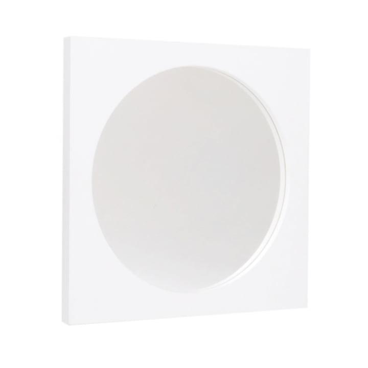 Loop Mirror Large von XLBoom in Weiß
